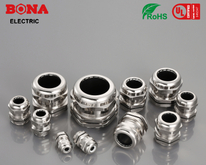 Metal Cable Glands NPT Type UL E492547