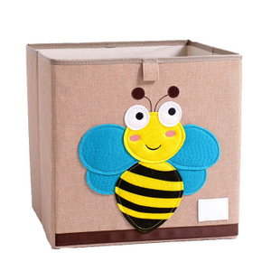 Toy storage boxes for kids or childrens room