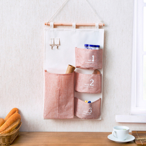 Hanging wall file pockets