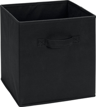 Black and white pretty cheap kids storage boxes