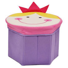 Folding Cube Footstool Sale Ottoman for Kids