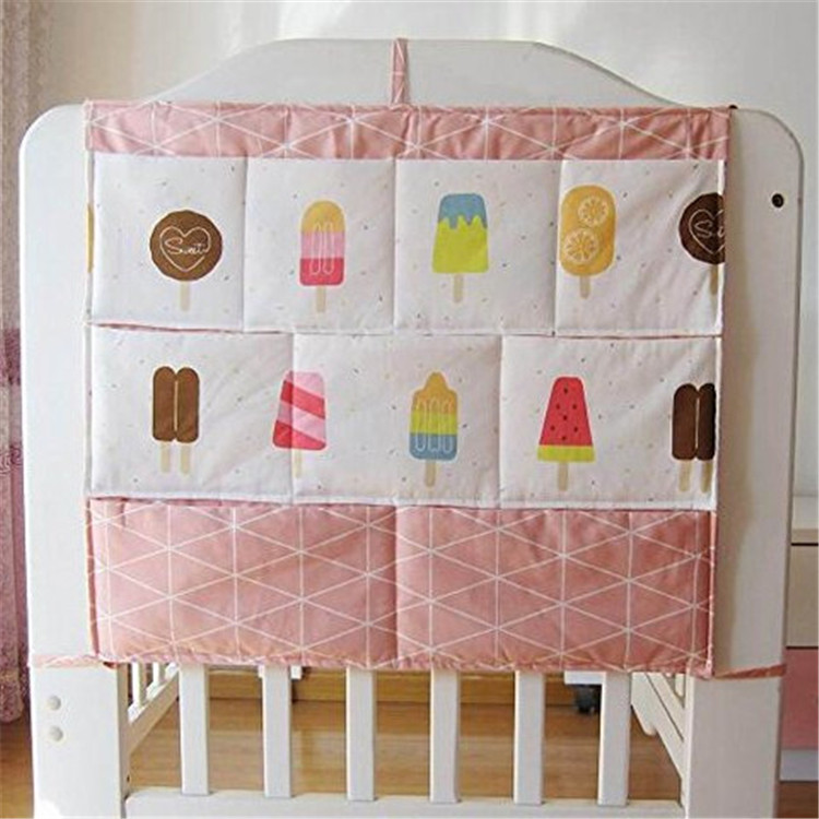 Cotton Hanging Diaper Home Organizer Baby Bag